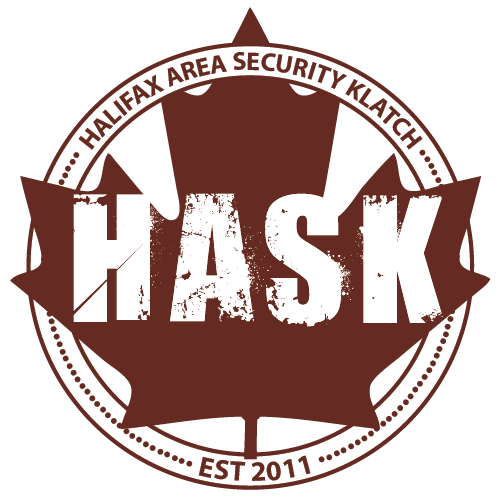 Halifax Area Security Klatch